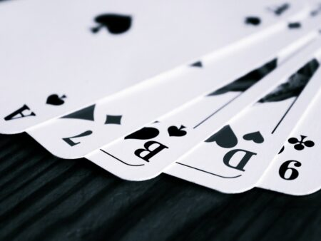 Finn de beste sidene å spille poker på nettet